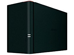 Buffalo LinkStation 420 2 TB 2-Drive NAS for Home/Home Office (LS420D0202)