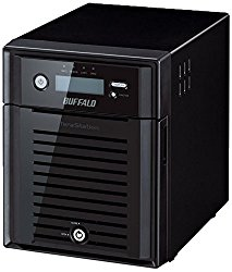 Buffalo TeraStation 5400 4-Drive 8 TB Desktop NAS for Small/Medium Business SMB (TS5400DN0804)