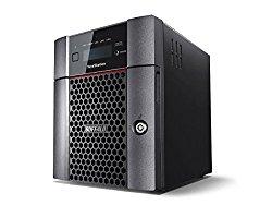 BUFFALO TS5410DN1604 TeraStation 16 TB (4×4 TB) RAID NAS & iSCSI Desktop Storage