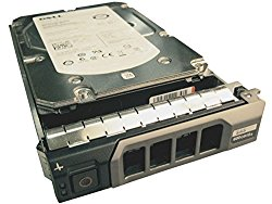 Dell W347K 600GB 15K 16MB 6.0GBps 3.5″ Enterprise Class SAS Hard Drive in Poweredge R Series Tray
