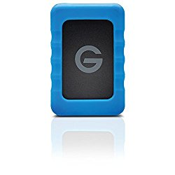 G-Technology G-DRIVE ev RaW USB 3.0 Portable Hard Drive 2TB 0G05190