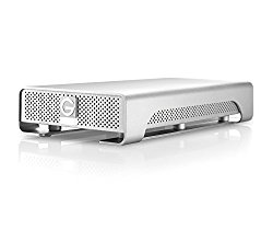 G-Technology G-DRIVE Professional External Hard Drive 4TB (Gen6, USB 3.0/eSATA/FireWire800) (0G02927)