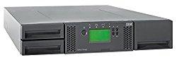 IBM 3573-L2U TS3100 LTO6 FC 2U Tape Library 60/150 TB. New