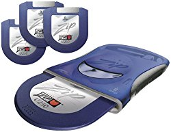 Iomega 31653 Zip 250 MB USB-Powered Starter Kit with 3 250 Disks
