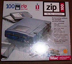 Iomega Zip 100 Drive for Windows and Mac Computers – SCSI