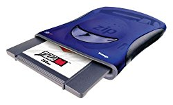Iomega Zip 250 MB USB External Drive (PC/Mac)