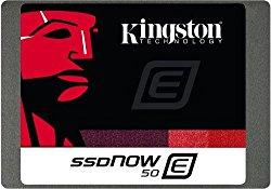 Kingston Digital, Inc. SSDNow E50 240GB 2.5-Inch Solid State Drive SATA SE50S37/240G
