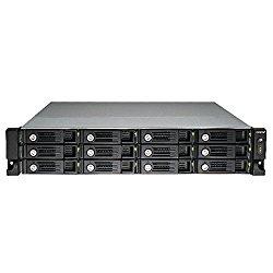 Qnap 12-bay High Performance Unified Storage (TVS-1271U-RP-i3-8G-US)