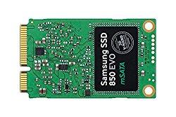 Samsung 850 EVO – 250GB – mSATA Internal SSD (MZ-M5E250BW)
