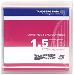 Tandberg LTO-5 Ultrium Tape 1.5TB/ 3TB LTO5 Tandberg Tapes, Part # 433955