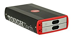 Toughtech Duo C; Dual-2.5In Portable Enclosure; Raid 0/1/Span/Jbod; Usb 3.1 Gen