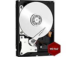WD Red 3TB NAS Hard Disk Drive – 5400 RPM Class SATA 6 Gb/s 64MB Cache 3.5 Inch – WD30EFRX