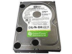 Western Digital AV 500GB 8MB Cache SATA2 3.5″ Hard Drive (for CCTV DVR, cool, quiet &reliable) -w/ 1 Year Warranty