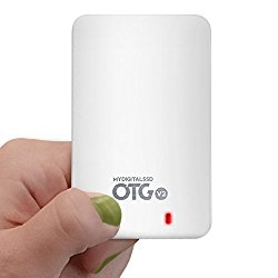 MyDigitalSSD 120GB (128GB) OTG V2 SuperSpeed USB 3.1 Gen 1 Portable SSD with UASP Support – MDMS-OTG-128