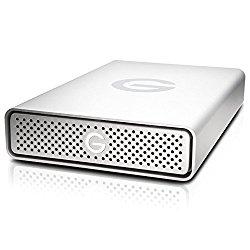 G-Technology G-DRIVE USB 3.0 6TB External Hard Drive (0G03674)