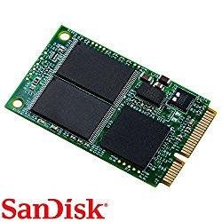SanDisk SD6SF1M-256G-1022I X110 256 GB mSATA 6GB/S 2.5 MLC Internal Solid State Drive (SSD) (Sandisk SD6SF1M-256G-1022I)