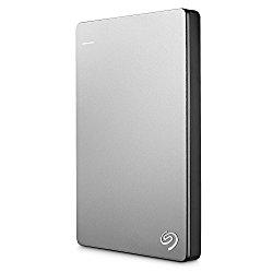 Seagate Backup Plus Slim 1TB Portable External Hard Drive for Mac USB 3.0 – STDS1000101