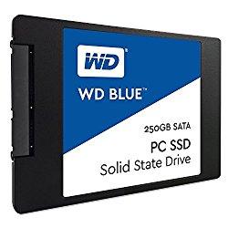 WD Blue 250GB Internal SSD Solid State Drive – SATA 6Gb/s 2.5 Inch – WDS250G1B0A