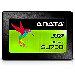 ADATA SU700 120GB 3D-NAND 2.5″ SATA III High Speed Read up to 560MB/s Internal Solid State Drive (ASU700SS-120GT-C)