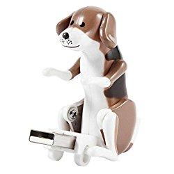 Makalon Funny Cute USB Pet Humping Spot Dog Toy Relief Stress Christmas Gift LOT JK
