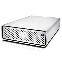 G-Technology G-Drive with Thunderbolt 3 6TB Desktop Hard Drive TB3/USB-C