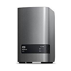 WD 16TB My Book Duo Desktop RAID External Hard Drive – USB 3.0 – WDBLWE0160JCH-NESN