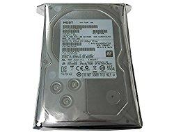HGST Ultrastar 3TB 64MB Cache 7200RPM SATA III 6.0Gb/s 3.5″ (Heaty-Duty, 24/7) Internal Hard Drive for CCTV DVR, NAS, PC/MAC (Certified Refurbished)