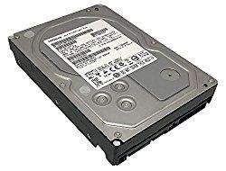 Hitachi Ultrastar 7K3000 (0F12471) 3TB 64MB Cache 7200RPM SATA III (6.0Gb/s) 3.5″ Hard Drive – PC/Mac, ,RAID, NAS, CCTV DVR (Certified Refurbished)