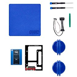 OWC 250GB 3G SSD and HDD DIY Complete Bundle Upgrade Kit for Late 2009-2010 iMacs