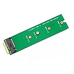 Aneew M.2 NGFF SSD to 18 Pin Blade Adapter for Asus UX31 UX21 Zenbook