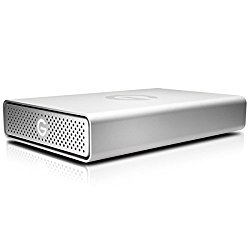 G-Technology G-DRIVE USB-C External Drive 4TB 0G05666