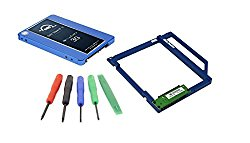 OWC SSD Data Doubler Kit, OWC Electra 60GB 3G SSD, Mounting Solution, and Installation Toolkit