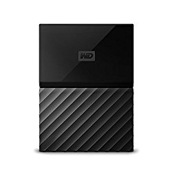 WD 2TB My Passport Game Storage for PS4 – USB 3.0 – WDBZGE0020BBK-NESN
