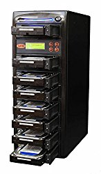 Systor Systems 1:7 SATA Hard Disk Drive/Solid State Drive (HDD/SSD) Clone Duplicator/Sanitizer (90MB/s) 3.5 inches SYS107HS