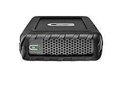 Glyph BlackBox Pro BBPR4000 4TB External Hard Drive 7200 RPM, USB-C (3.1,Gen2)