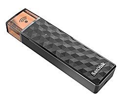 SanDisk 64GB Connect Wireless Stick Flash Drive – SDWS4-064G-G46