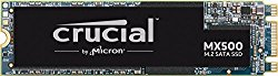 Crucial MX500 250GB 3D NAND SATA M.2 Type 2280SS Internal SSD – CT250MX500SSD4