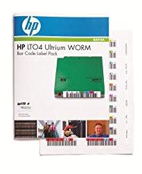 HP LT07 ULTRIUM WORM BAR CODE LAB Q2010A