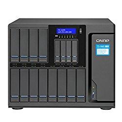 Qnap TS-1685-D1531-64G-US 12 Bay High-Capacity 10GbE iSCSI NAS