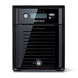 Buffalo TeraStation 5400 Windows Storage Server 4-Drive 12 TB Desktop NAS for Small/Medium Business SMB (WS5400DN1204W2)