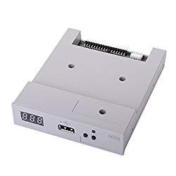 Gotek SFR1M44-U100 3.5 Inch 1.44MB USB SSD Floppy Drive Emulator