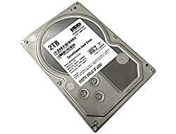MaxDigitalData 2TB 32MB Cache 7200PM SATA 3.0Gb/s 3.5″ Internal Surveillance CCTV DVR Hard Drive (MD2000GSA3272DVR) – w/2 Year Warranty