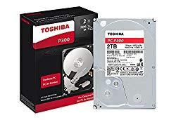 Toshiba 2TB Desktop 7200rpm Internal Hard Drive