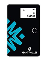 Mighty Wallet Cryptocurrency Hardware Cold Storage