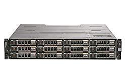 MD1200 PowerVault Storage Array 12x 4TB 7.2K NL Redundant EMMs (Certified Refurbished)