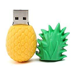Aneew Pendrive 16GB Fruit Pineapple USB Flash Drive Memory Thumb Stick