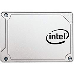 Intel SSD 545s Series (128GB, 2.5″ SATA, 64-Layer TLC 3D NAND)