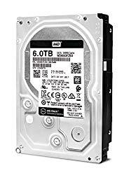 WD Black 6TB Performance Hard Drive – 7200 RPM, SATA 6 Gb/s, 256 MB Cache, 3.5″ – WD6003FZBX