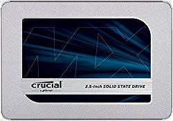 Crucial MX500 500GB 3D NAND SATA 2.5 Inch Internal SSD – CT500MX500SSD1