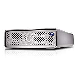 G-Technology 3.84TB G-DRIVE Pro SSD with Thunderbolt 3 External Desktop Storage – 0G10285
